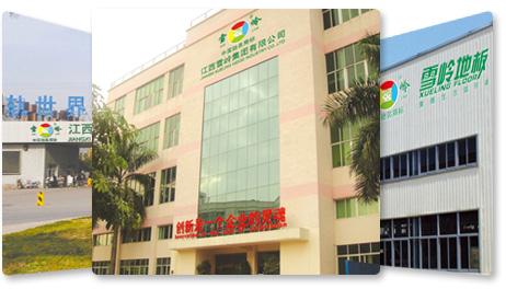 中国生态板十大品牌--雪岭